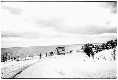写真集『津軽 下北』から(NAZRAELI PRESS刊、2015)