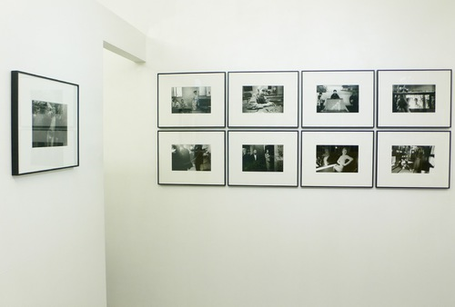 "「自閉空間」展示風景 Installation View of ""Autistic Space""(Zen Foto Gallery, 2018/4/7-4/28)"