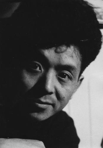Akira Tanno, in 1957