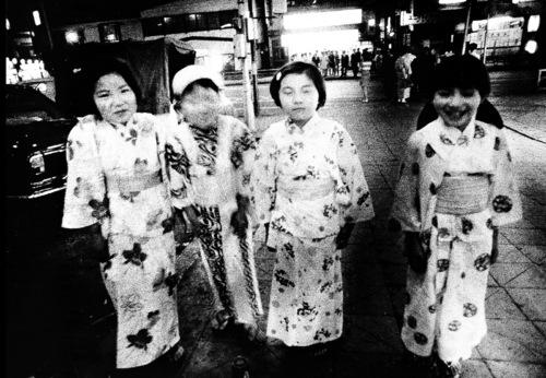《しきしま》より ©西村多美子