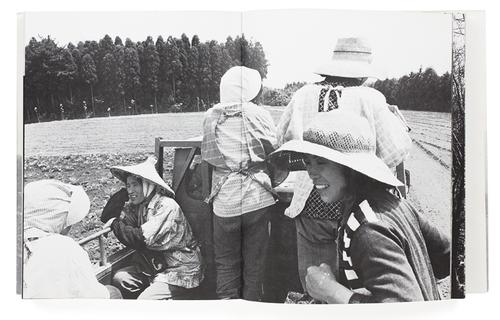 写真集『村へ』から(淡交社刊、1980)