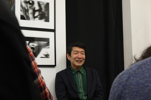 北井一夫さん Kazuo Kitai
