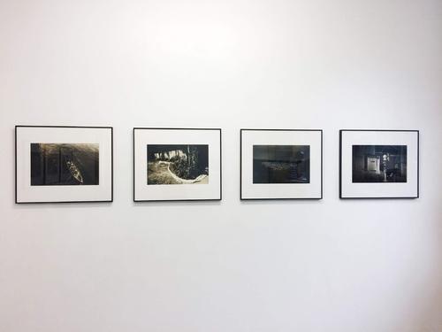 展示風景|西村多美子写真展「旅人」