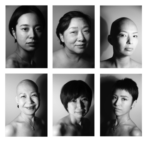 SHINING WOMAN #cancerbeauty by Hideka Tonomura