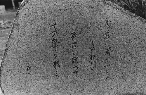 Atsushi Fujiwara, from the series of 'Poet Island'